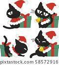 검은 고양이의 그림 8 58572916