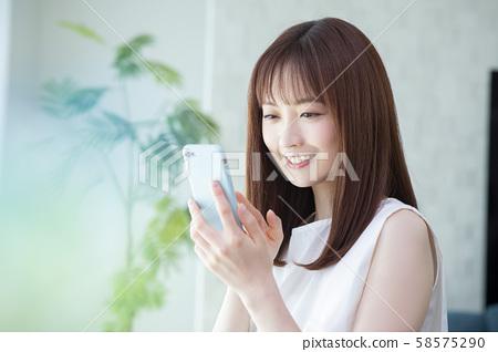 美容智能手機智能手機手機 58575290