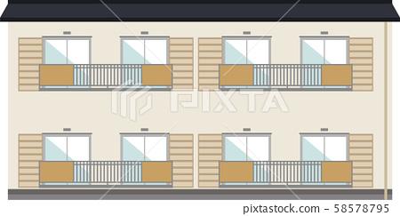 公寓低層 58578795