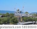 Kumamoto Castle restoration work 58590640