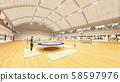 小學體育館蹦床練習圖29 58597976