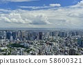 Roppongi Hills Mori Tower rooftop observatory overlooking Tokyo Bay and Haneda Airport 58600321