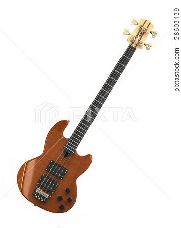 3D Guitar 58603439