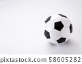 축구 공 58605282