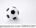 축구 공 58605287
