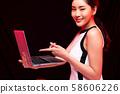 여성 비즈니스 58606226