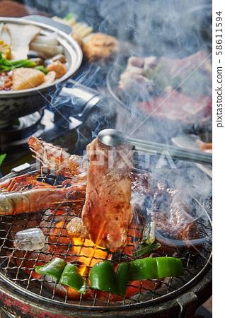 蟹肉,蟹肉,美食,日本蟹肉 58611594