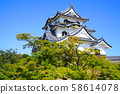 Hikone Castle Castle, Hikone City, Shiga Prefecture, Japan 58614078