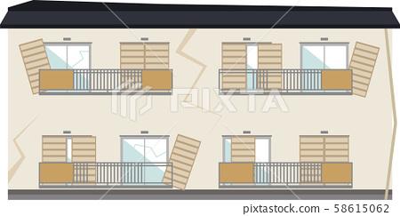 舊公寓維修 58615062