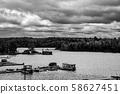 Wharfs at Port Loring 58627451