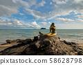 Songkhla Golden Mermaid 58628798