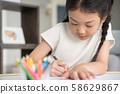 儿童生活方式学习 58629867