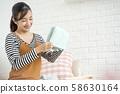 여성 라이프 스타일 가사 58630164