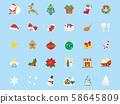 聖誕材料集合4 58645809