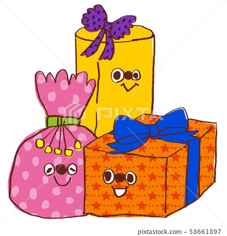 선물 58661897