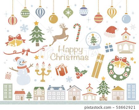 聖誕季節 聖誕節期 聖誕時節 58662921