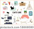 고양이 용품 세트 58668080
