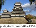 Matsumoto Castle Park 58674956