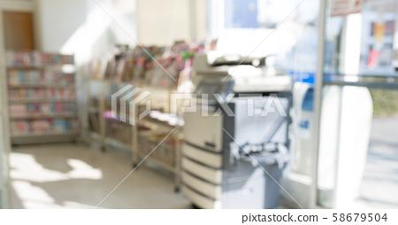 convenience store 58679504