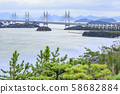 Mt. Miwa Observatory (Seto Ohashi Bridge) 58682884