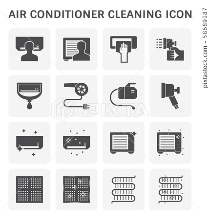 air conditioner cleaning 58689187