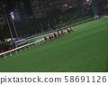 Horse Racing at Hong Kong Jockey Club 58691126