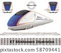 E7系列新幹線 58709441