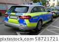 警车(德国) 58721721