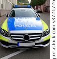 警车(德国) 58721726