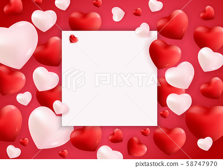 Valentine's Day Love and Feelings Background 58747970
