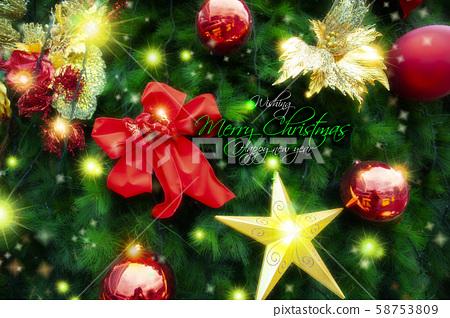 蝴蝶結,星星,聖誕節,弓、星、クリスマス、Bow, stars, christmas, 58753809