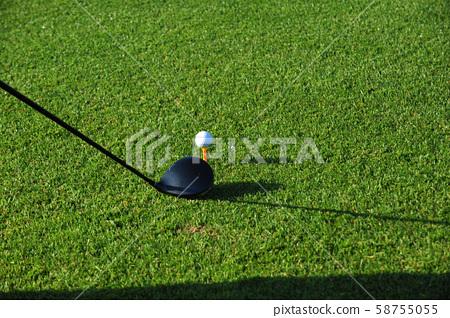 골프 티샷 그라운드 58755055