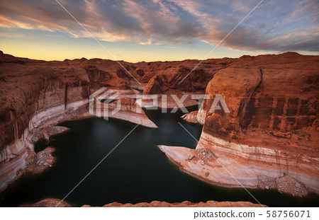Reflection canyon 58756071