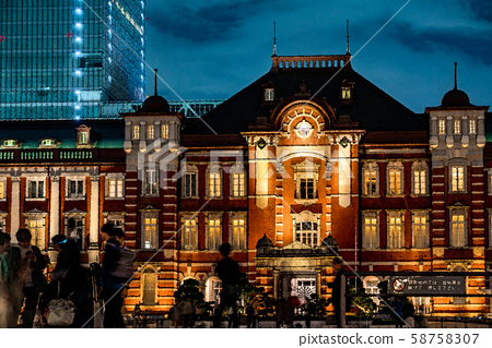 [Tokyo] Tokyo Station 58758307