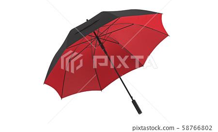 Umbrella parasol open 58766802