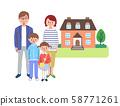 ครอบครัวและบ้าน 58771261