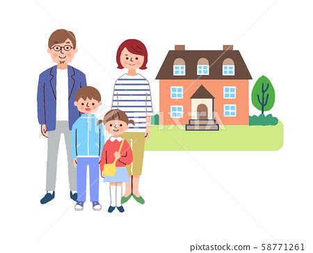 가족과 집 58771261