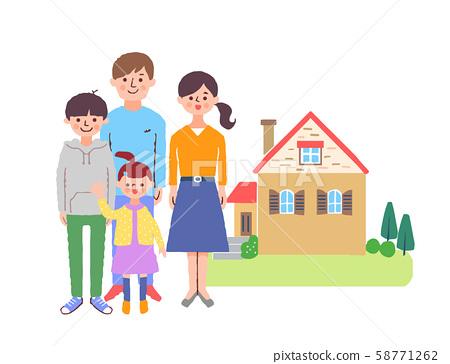 家庭和家庭 58771262