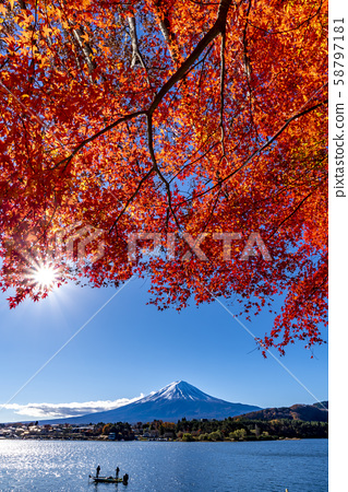 富士山秋葉 58797181
