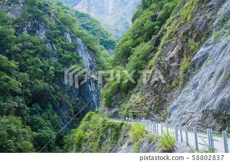 太魯閣國家公園壯闊的步道 58802837