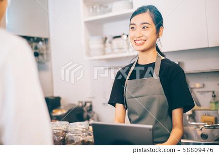 咖啡厅员工兼职 58809476