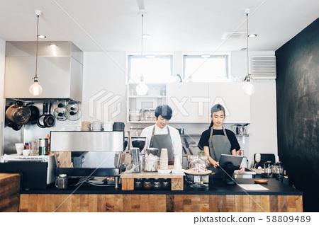 咖啡廳員工兼職 58809489