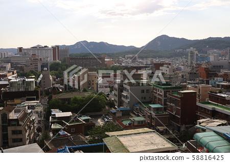 서울 풍경 58816425