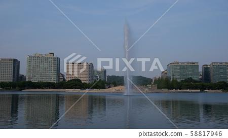 한국 풍경 58817946