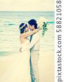 งานแต่งงานทะเลเจ้าสาวสไตล์วินเทจ 58821058