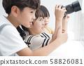 孩子們的生活方式拍攝 58826081