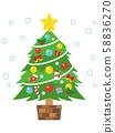 聖誕樹 58836270