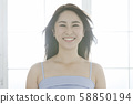 young woman 58850194