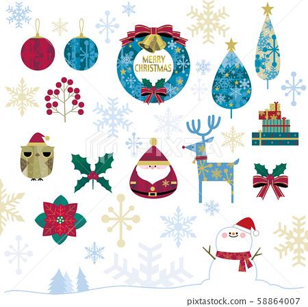 聖誕節品種 58864007