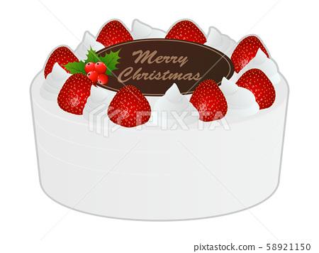 크리스마스 케이크 58921150